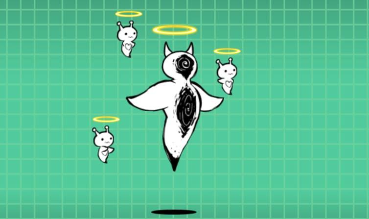 にゃんこ 天使 ガブリエル