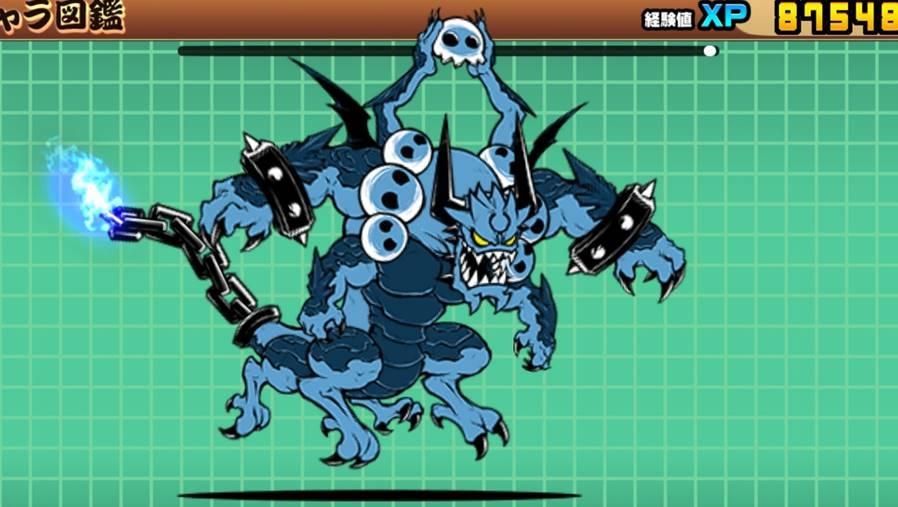 敵キャラ 破壊神ジャガンドー1